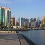 Corniche Promendade Doha