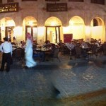 Souq Waqif in the evening
