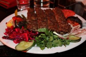 Souk Waqif Iraqi food