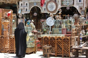 Shopping in Souq Waqif